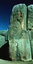 saxsayhuaman masonry in cuzco, peru