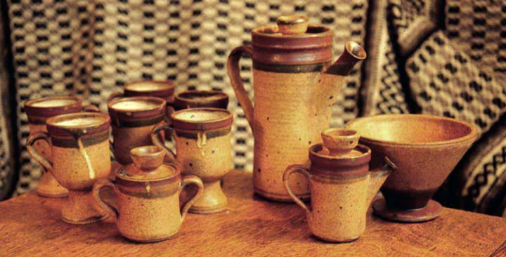 Pottery By James Q Jacobs