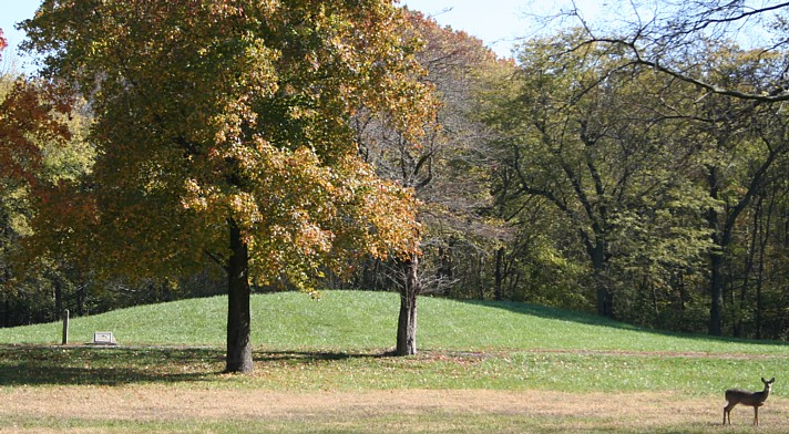mound 72 at cahokia