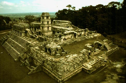 Palenque, A Photo Gallery by James Q. Jacobs