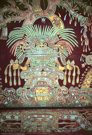 in Teotihuacan art,