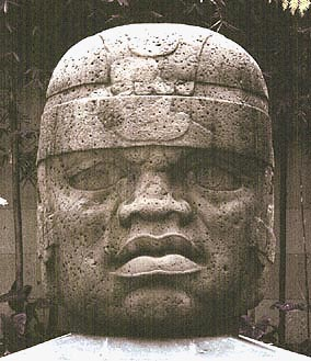 africans before columbus Dr wiercinski (1972) supports this claim with skeletal evidence from several  olmec sites where he found skeletons that were analogous to the west african  type.