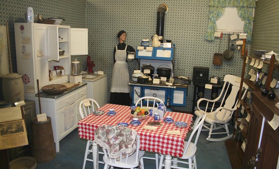 Hettinger County Historical Society Museum Regent North